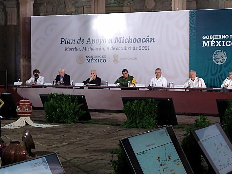 Desplegarán 17 mil elementos para atender seguridad en Michoacán