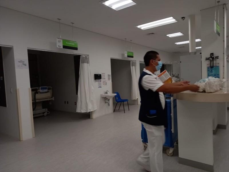 Después de 4 años inicia operaciones Hospital de Especialidades GP