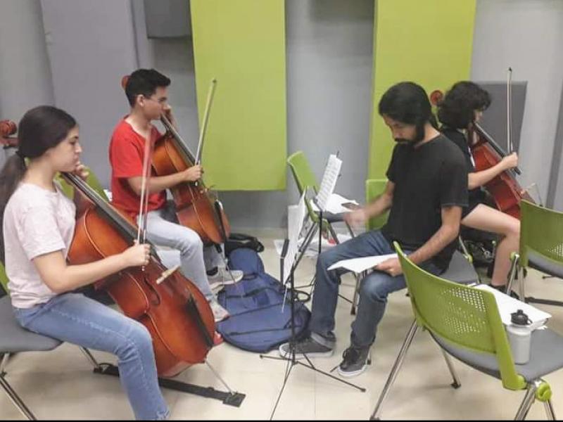 Después de la pandemia regresa la orquesta de Guasave