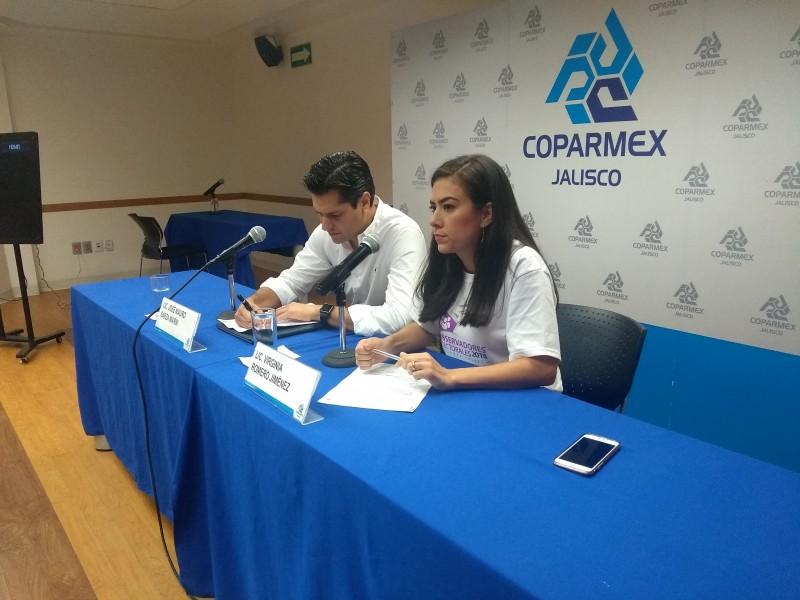 Destaca Coparmex participación ciudadana en elección