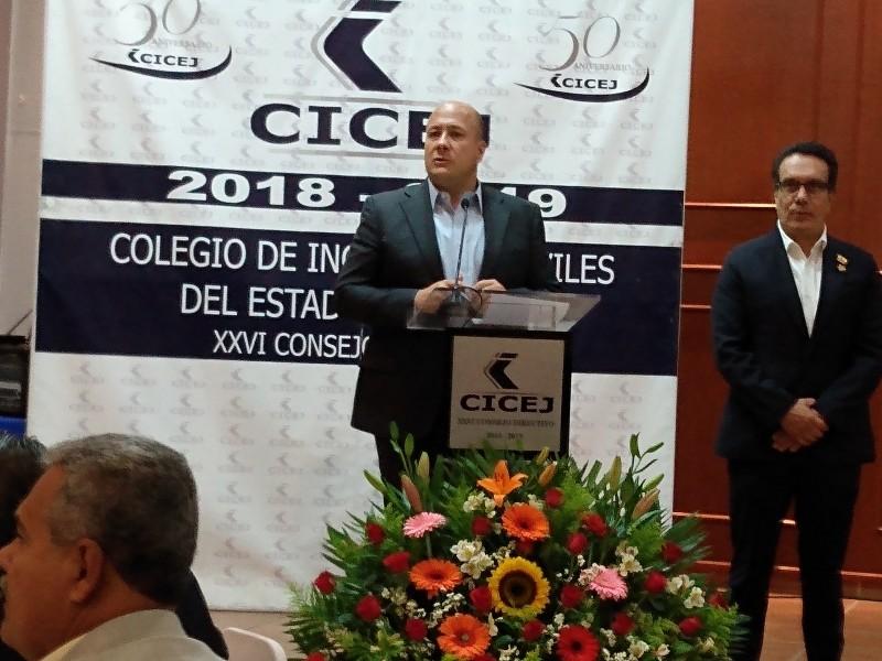 Destaca Gobernador acuerdo con Guanajuato por el Zapotillo