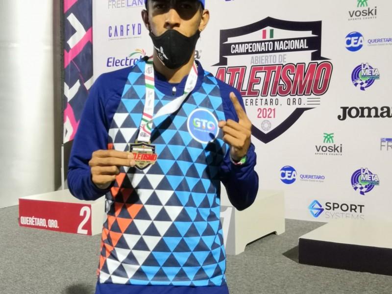 Destaca Guanajuato en Nacional de Atletismo