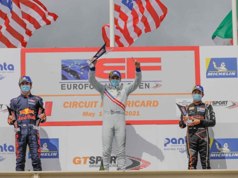 Destaca piloto leonés en la Euroformula Open