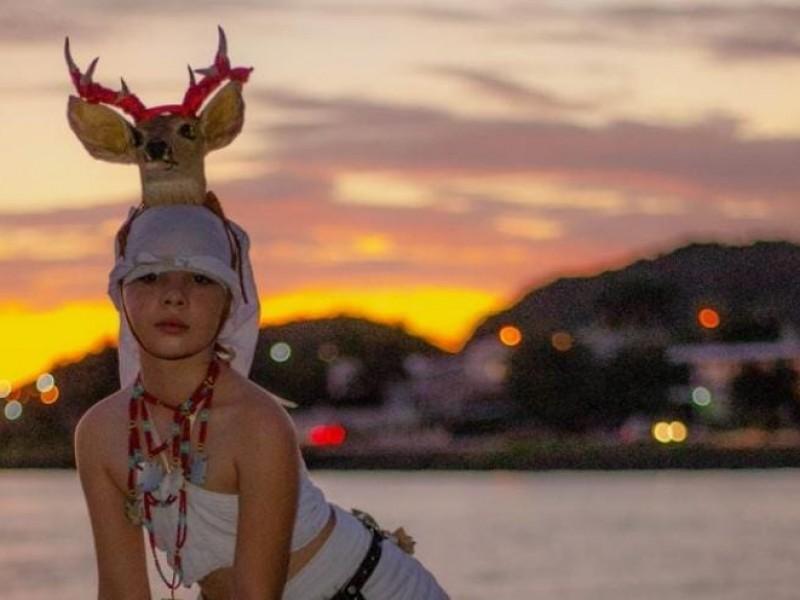 Destaca Sara en la danza tradicional sonorense