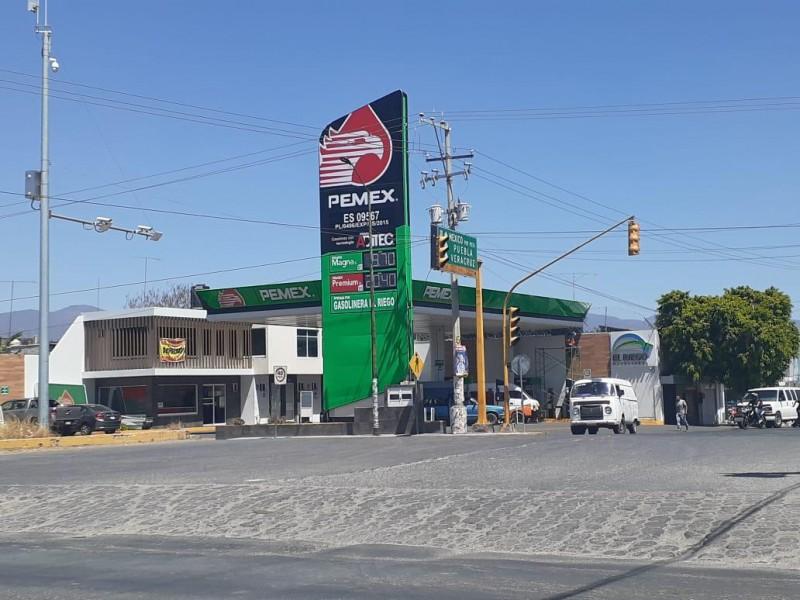 Destacan 3 gasolineras de Tehuacán como honestas: Profeco