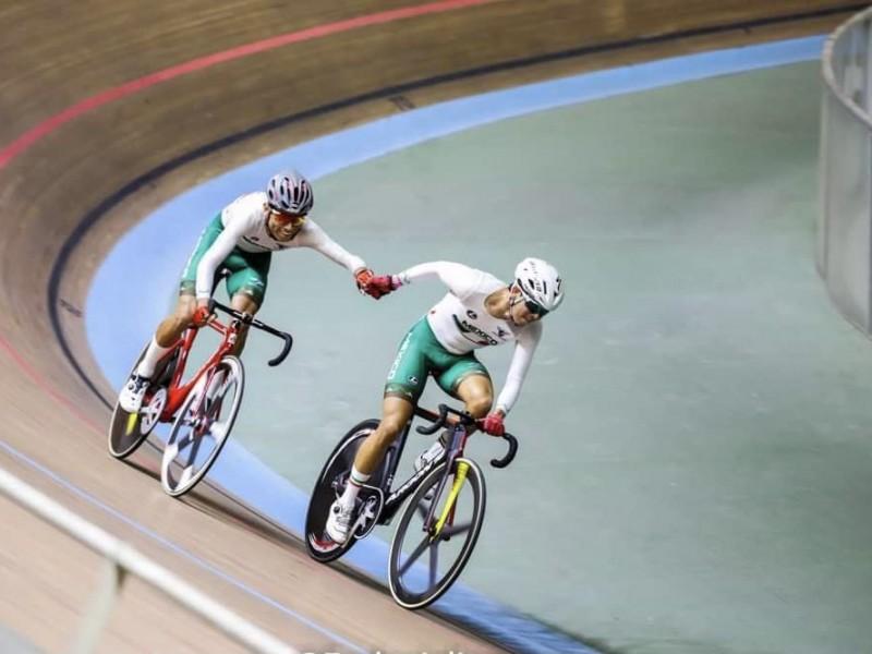 Destacan ciclistas sudcalifornianos en Colombia