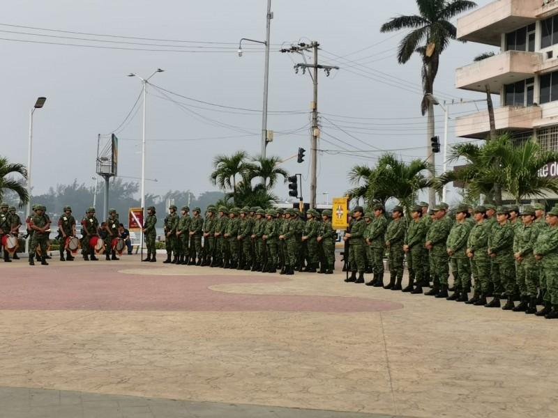 Destacan la labor del Ejército Mexicano