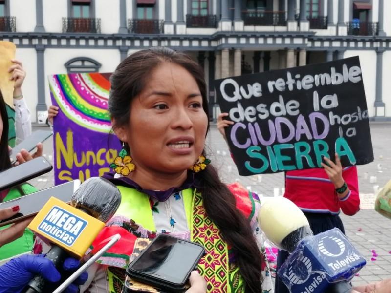 Destapan indígenas ola de violencia contra mujer en sus comunidades