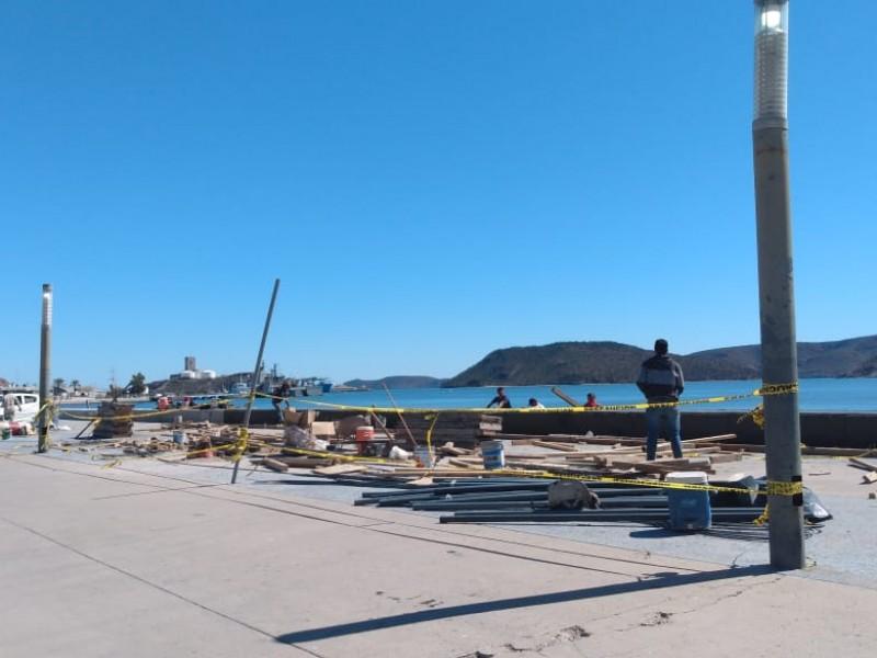 Destinan 80 mdp para 60 obras en 2021 para Guaymas
