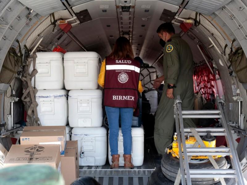 Destinan 81,900 dosis de vacuna Pfizer para Torreón