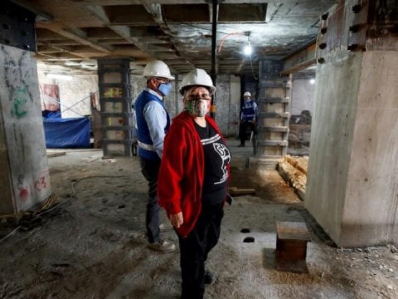 Destinarán 1,943mdp para reconstrucción de infraestructura en 2022