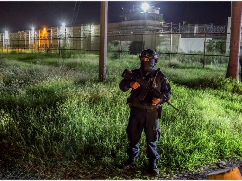 Destituido director de penal en Culiacán