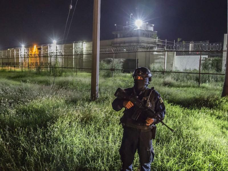 Destituyen al director de penal en Culiacán