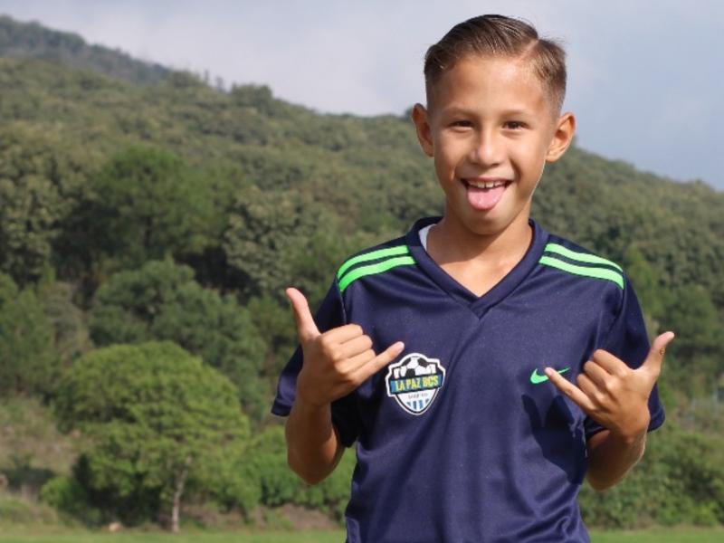 Destreza y velocidad de Mauricio en Copa Chivas
