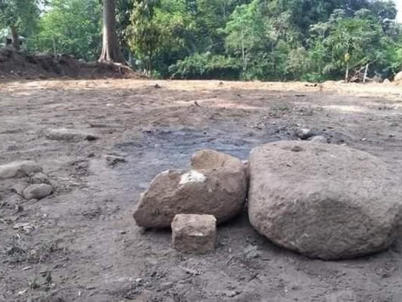 Destruyen zona arqueológica en Izapa, INAH procederá legalmente
