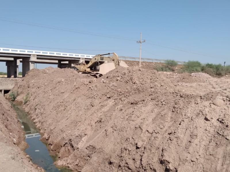 Desviación Dren Juárez al Buenaventura tendrá una cuarta etapa