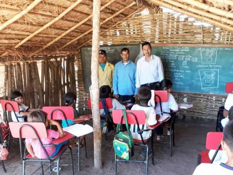 Detecta SEPEN dificultades de aprendizaje en comunidades rurales e indígenas
