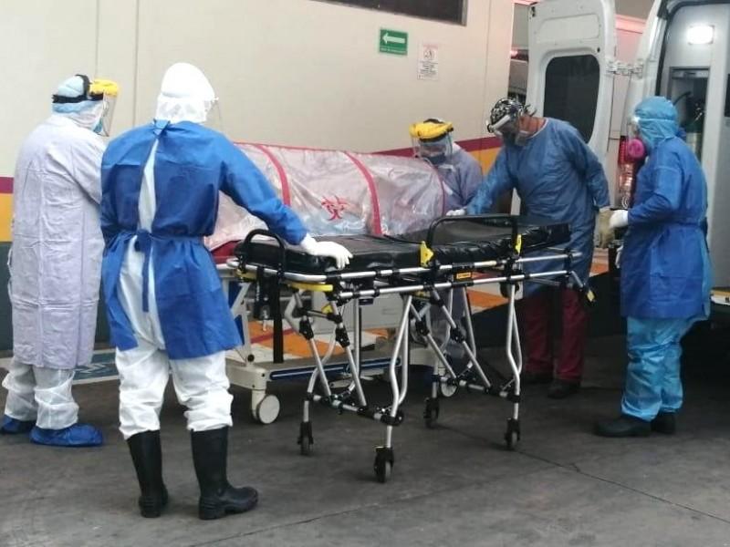 Detectados 78 casos nuevos de COVID-19 en Michoacán