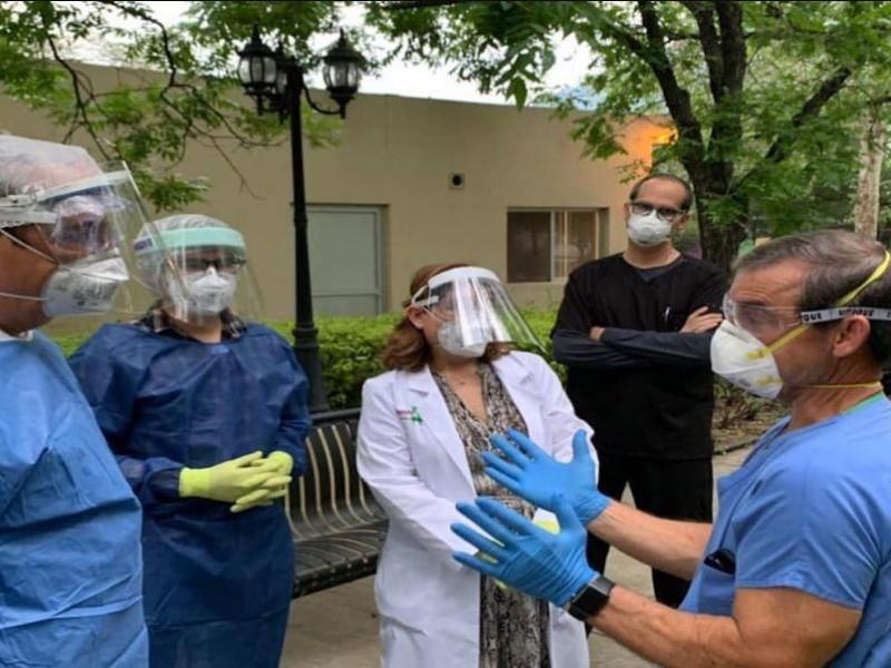 Detectan 50 infectados de Covid-19 en asilo de Monterrey
