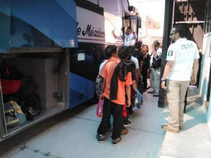 Detectan a 195 migrantes centroamericanos en Gómez Palacio