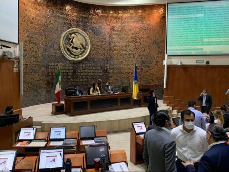 Detectan COVID-19 en asesor y diputado del Congreso de Jalisco