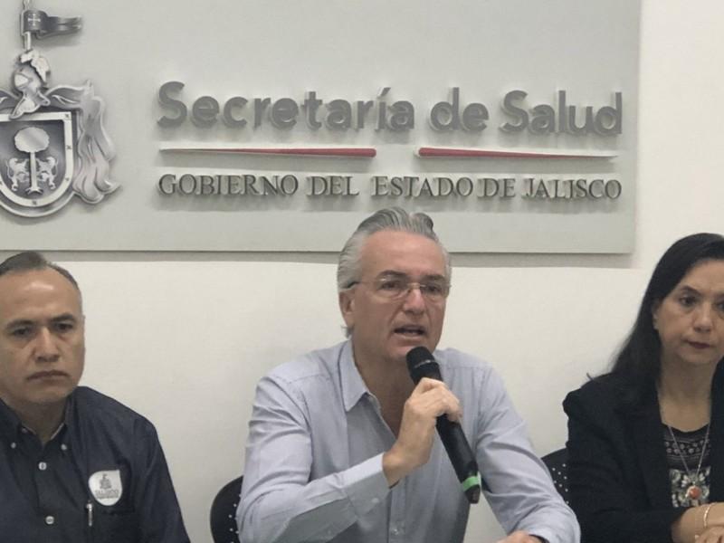 Detectan irregularidades por 513 millones en Salud Jalisco durante 2018