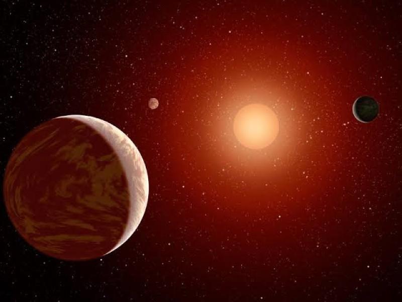Detectan nuevo planeta en la constelación Lobo