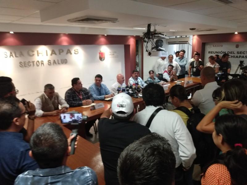 Detectan primer caso de Coronavirus en Tuxtla Gutiérrez Chiapas