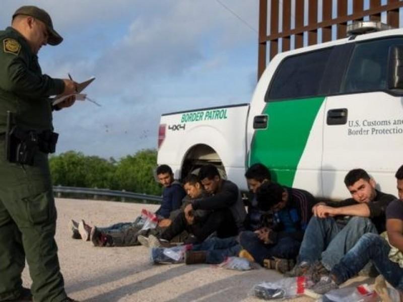 Detenciones en frontera con Estados Unidos alcanzan cifras históricas