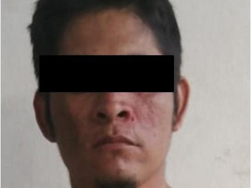 Detenido integrante de la MS-13 por doble homicidio en Tapachula