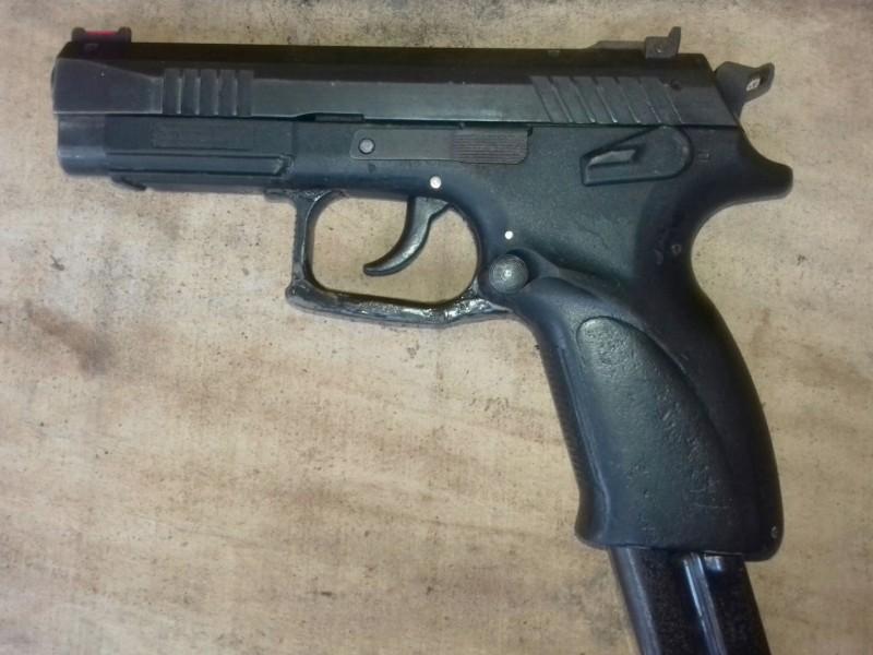 Detenido por el uso de arma exclusiva de Fuerzas Armadas