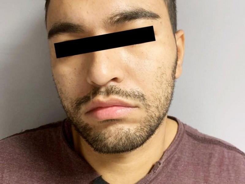 Detenido por presunta participación en feminicidio