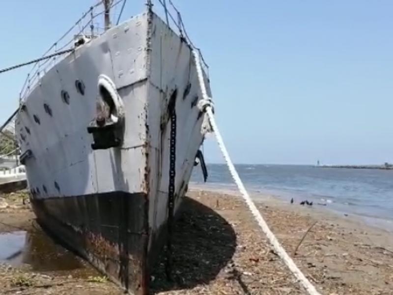 Detenido proyecto de rehabilitación del buque