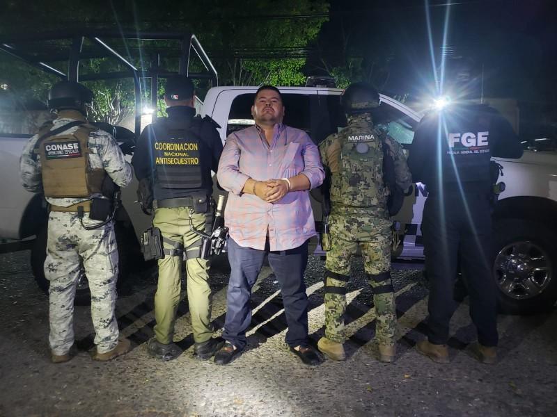 Detenido segundo de Guerreros Unidos, involucrado con caso Ayotzinapa