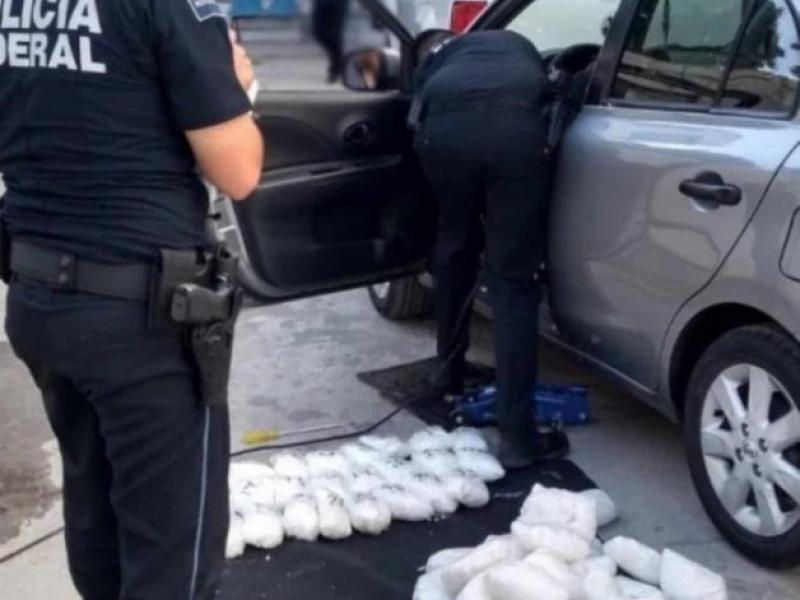 Detenidos con 41 kilos de droga
