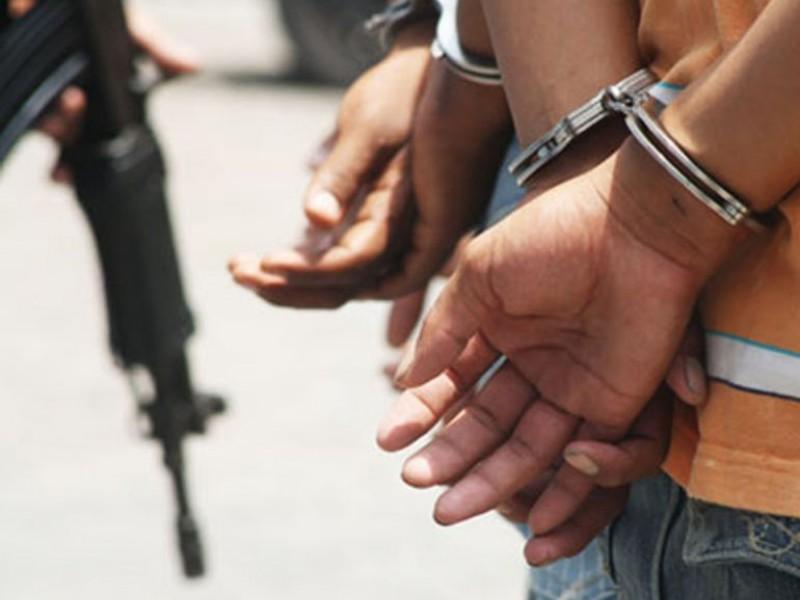 Detenidos con droga en la Cámara de Diputados