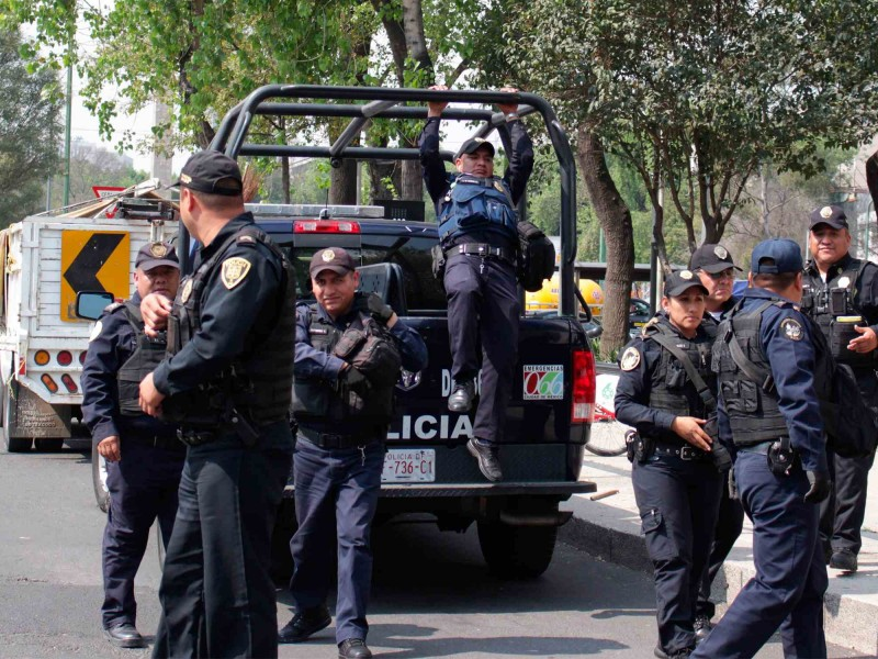Detenidos dos menores de edad por robo