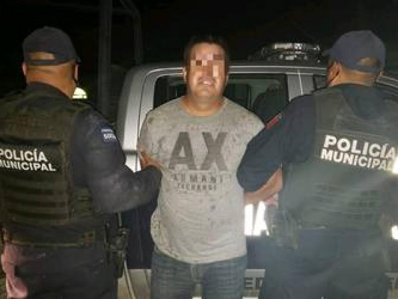 Detenidos en Col Tonatiuh por robo a lugar cerrado