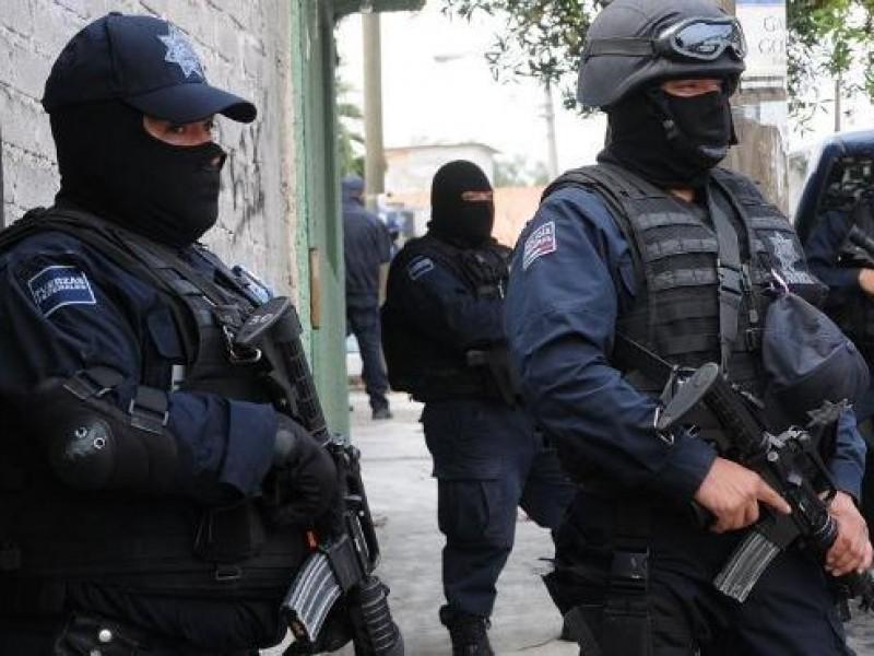 Detenidos miembros de la Unión Tepito