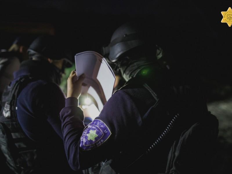 Detenidos por acciones de seguridad en Qro