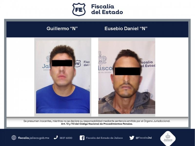 Detenidos por secuestro de Alan Mauricio