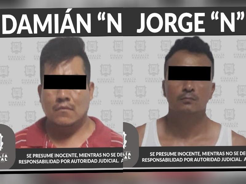 Detienen a dos policías de Huajicori implicados en homicidio
