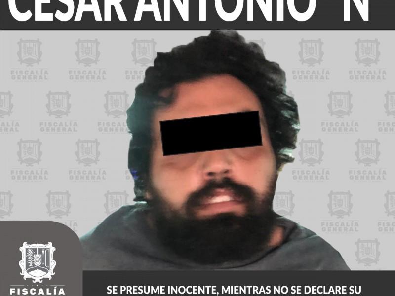 Detiene Fiscalía presunto responsable del homicidio de funcionario de INE