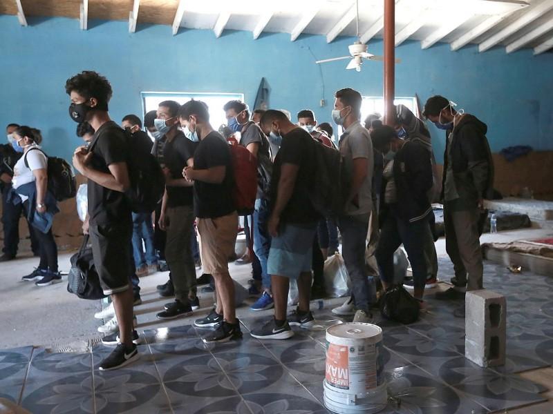 Detiene gobierno mexicano 63 migrantes en la frontera