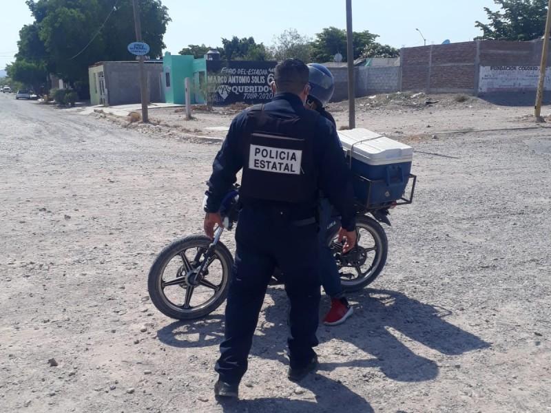Detiene PESP a 22 presuntos delincuentes de Cajeme