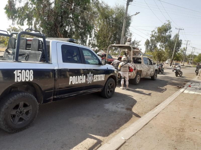 Detiene PESP a 22 presuntos delincuentes en Cajeme