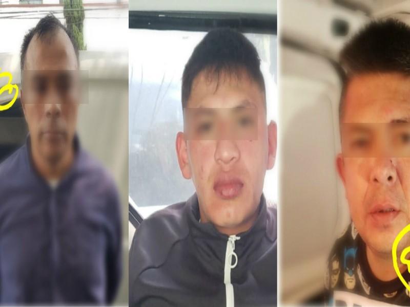 Detienen a 13 sicarios en casa de seguridad