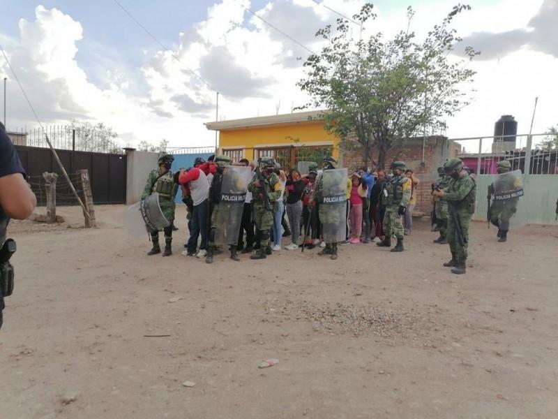 Detienen a 26 integrantes del Cartel de Santa Rosa deLima