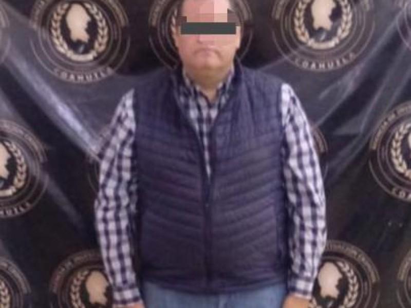 Detienen a activista lagunero.Lo acusan de robo