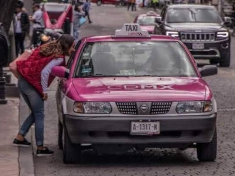 Detienen a dos taxistas: violaban en la Cdmx